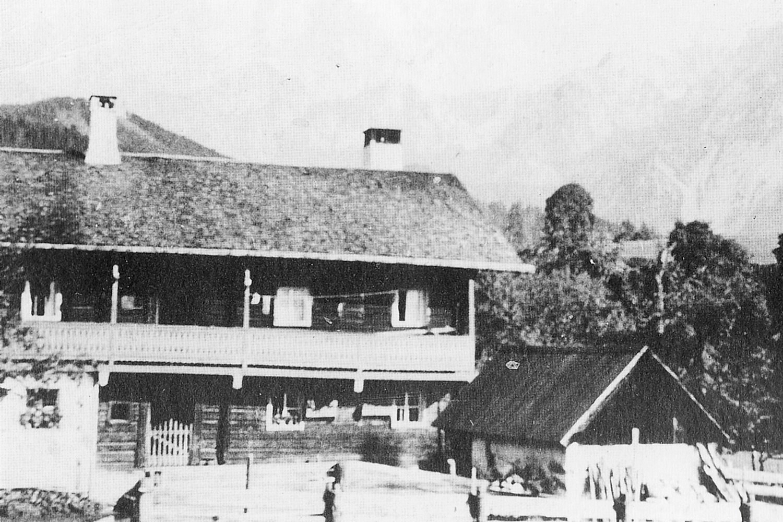 Brandstätterhof 1934