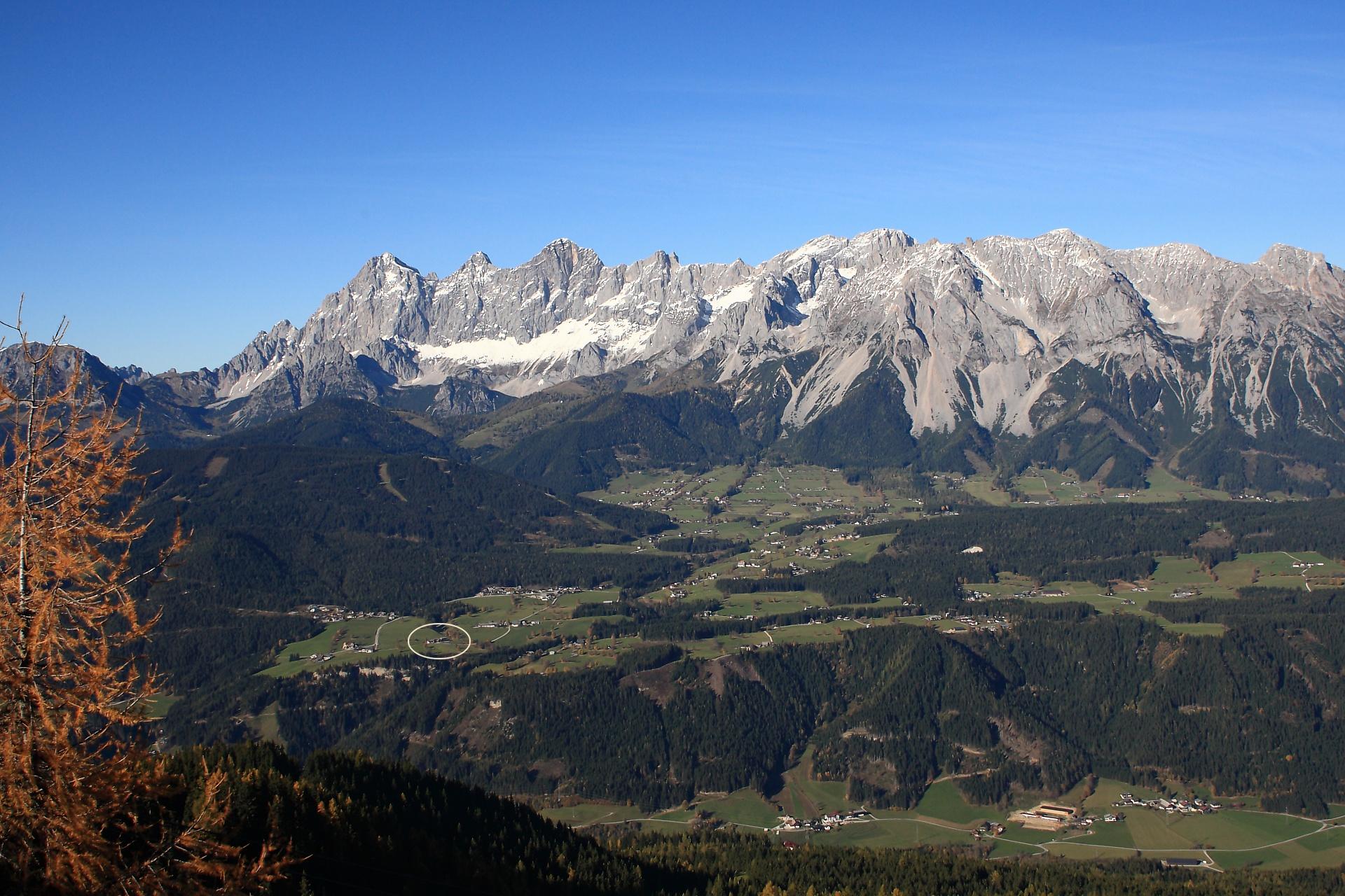 Dachstein mit Pichl-Vorberg