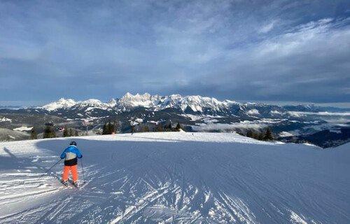 Skifahren Reiteralm